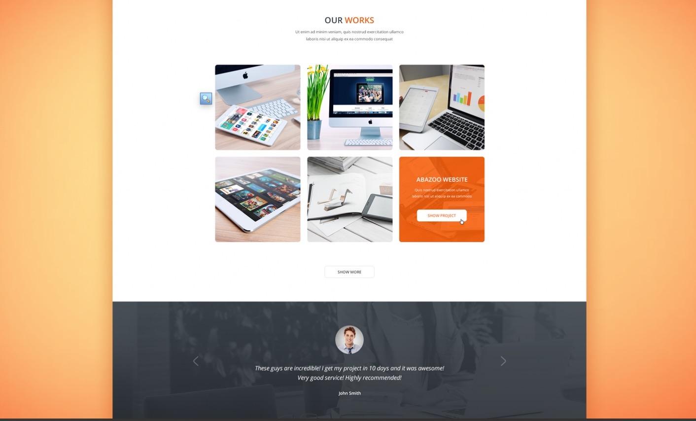 网页设计 Web优化 网站优化 网站留白设计