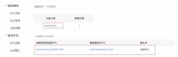 SEO外链算法独家揭秘 SEO推广 第1张