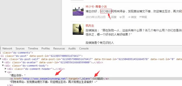 SEO外链算法独家揭秘 SEO推广 第6张