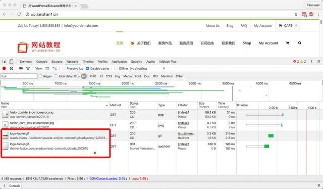 WordPress 网站全方位速度优化(3)谷歌,外链,缓存,雅黑