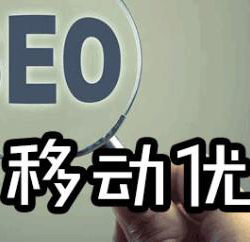 百度SEO教程之移动搜索优化