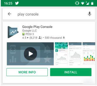 开发者福利:Google Play Console开放关键词搜索功能